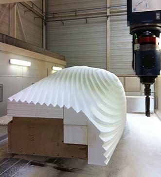 usinage 3d 5 axes atlantic modelage composite usinage polystyrene bois mousse pu r sine. Black Bedroom Furniture Sets. Home Design Ideas